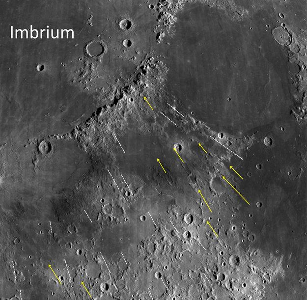 Teleso, ktoré vytvorilo Mare Imbrium na Mesiaci mohlo byť veľké ako protoplanéta.