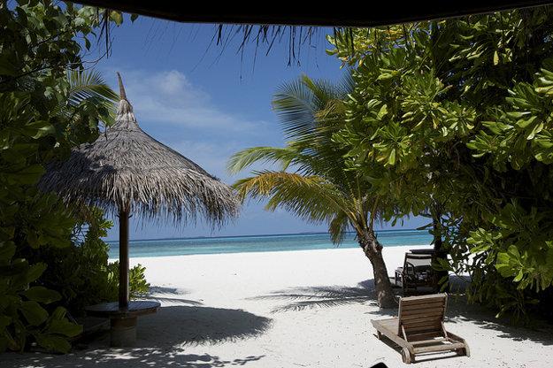 Obľúbená dovolenková destinácia Maldivy je najmenší štát v Ázii.