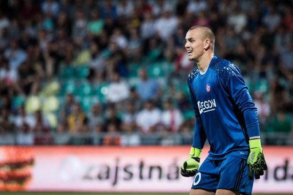 Po Fortuna lige dostal Adrián Chovan prednosť aj v Lige majstrov.