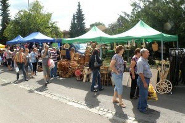 Banícky jarmok bude v Prievidzi od 6. do 8. septembra.