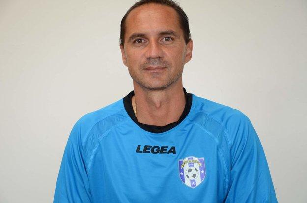 Tréner Michal Jakubis.