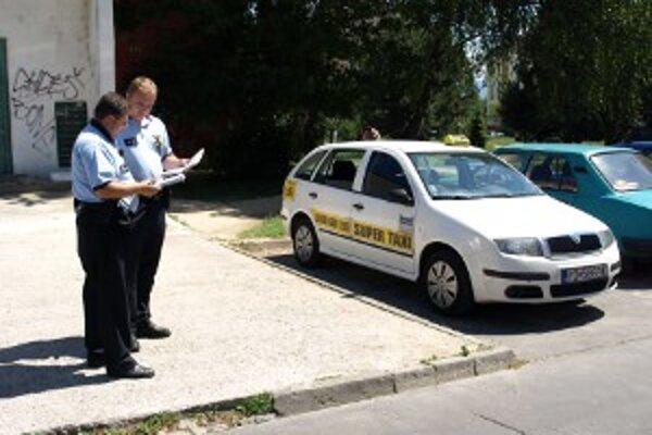Mestskí policajti najviac priestupkov riešia v oblasti dopravy.