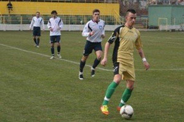 FC Baník Horná Nitra - Iskra Holíč. Domáci zvíťazili suverénne.