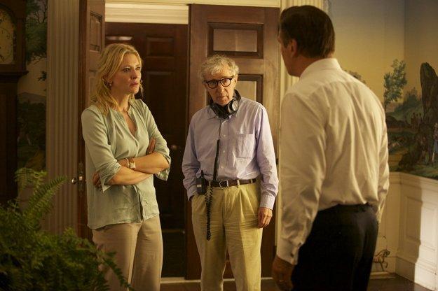 Cate Blanchett získala za svoju postavu vo filme Jasmínine slzy Oscara.