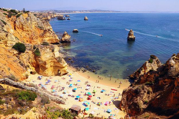 Algarve je najobľúbenejšou turistickou destináciou v Portugalsku.