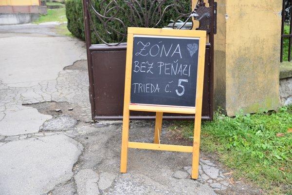 Zóna bez peňazí sa konala v dvoch mestách: V Novej Bani i v Žiari nad Hronom.