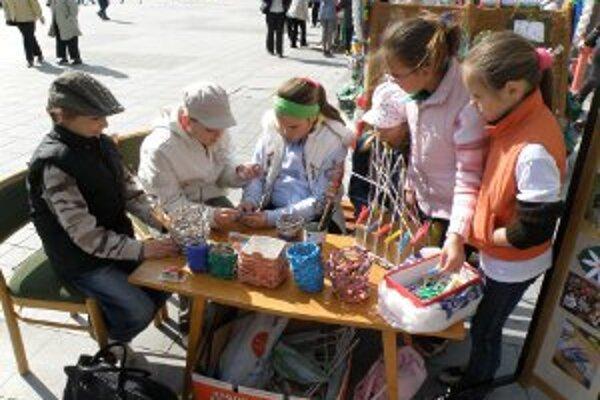 Ekorok je medzi žiakmi prievidzských škôl obľúbené podujatie.