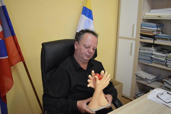 Bola to výborná akcia, povedal o slávnostnom odovzdávaní ocenení starosta Vtáčkoviec Milan Zimerman.