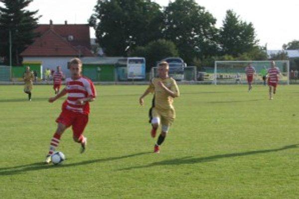 FC Baník HN - FK Raven Považská Bystrica 2:1 (1:0).