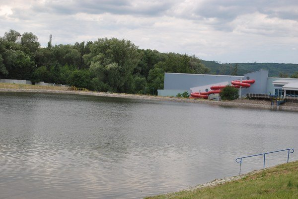 Rekreačný areál Delňa. V piatok 1. júla štartuje svoju letnú sezónu.