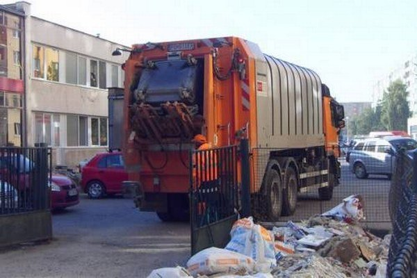 Odpady. Od septembra ich bude dočasne zvážať firma Marius Pedersen.
