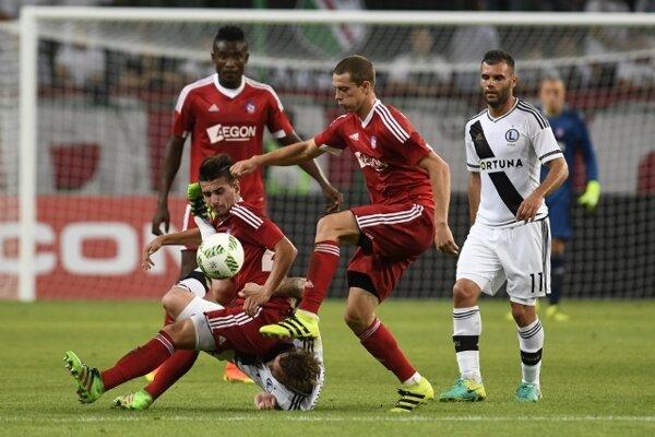 Trenčín Legii gól nestrelil.
