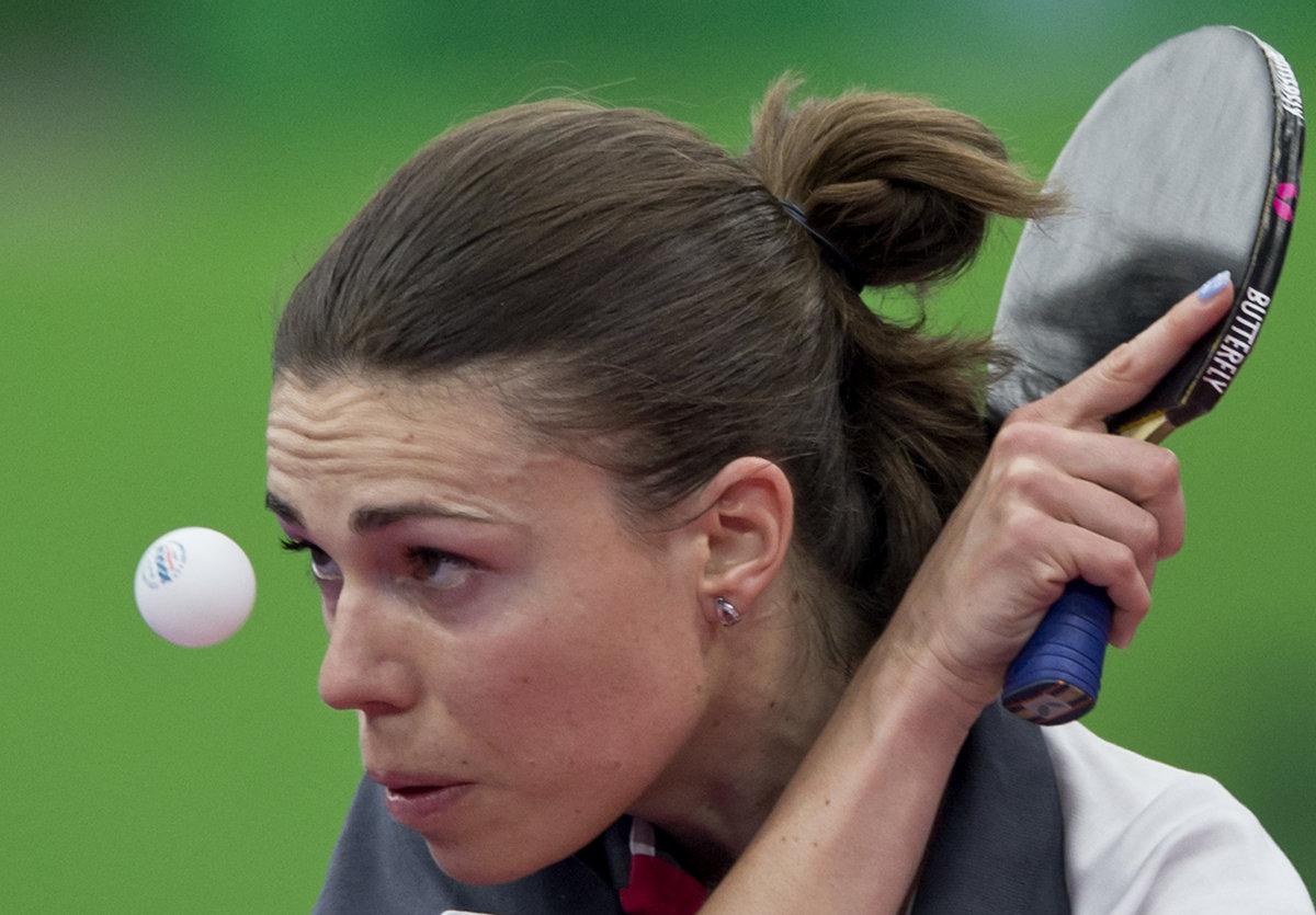 6e54bcba7 Eva Ódorová zatiaľ ako jediná zástupkyňa slovenského stolného tenisu pozná  svoju súperku na OH.