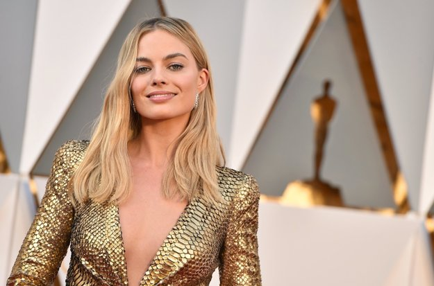 Herečka Margot Robbie (26)