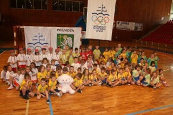 Účastníci do bodky naplnili olympijskú myšlienku.