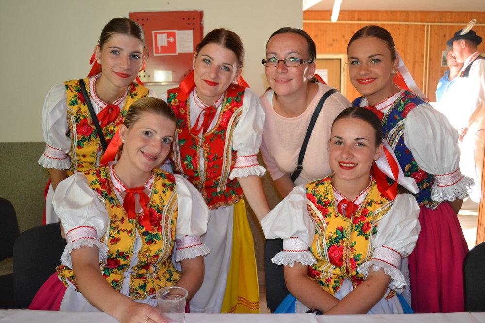 ŽSS Miľpošanka. Speváčky si vyspievali 1. miesto v skupinovom speve.