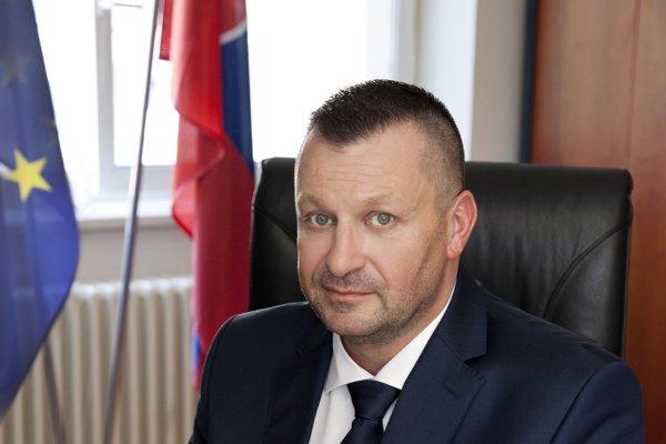 Jaroslav Málik bol prvým viceprezidentom polície od júna 2016 do marca 2018.