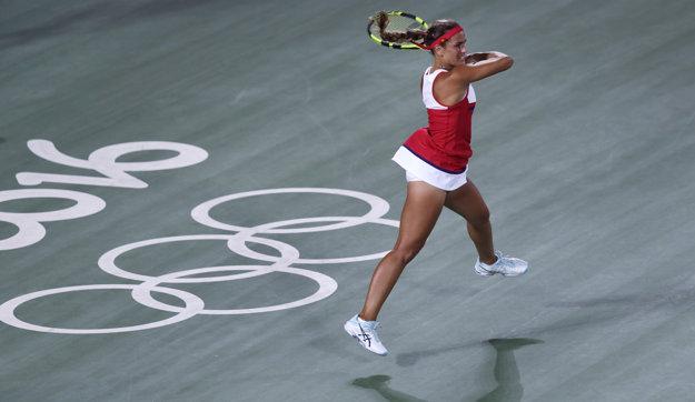 Monica Puigová, nová olympijská šampiónka.
