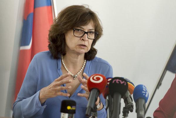 Tromf ministerky spravodlivosti Lucie Žitňanskej (Most-Híd)v boji proti korupcii v tomto volebnom období by mal byť protischránkový zákon, ktorý v stredu schvaľuje vláda.
