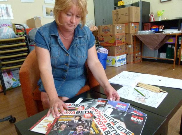 Šéfka občianskeho združenia Miesto v dome hovorí, že zaznamenali sťažnosti ľudí na nelegálnych predajcov.