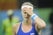 V 1. kole US Open končí aj Anna Karolina Schmiedlová.