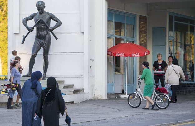 Zahraničná klientela je súčasťou Piešťan už od vzniku kúpeľov.
