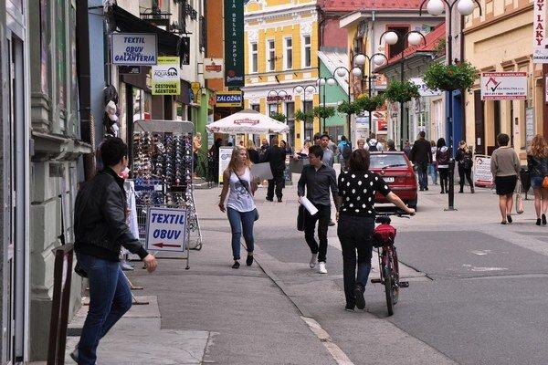 Neobmedzený vstup cyklistov musí schváliť zastupiteľstvo.