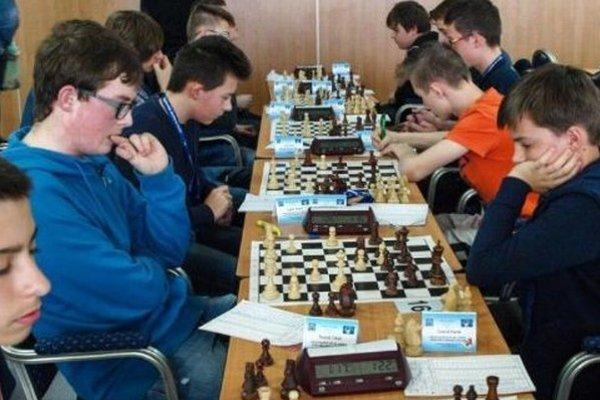 Majstrovstvá Slovenska v šachu mládeže.