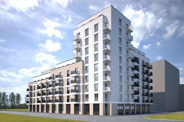 Bytovka by mala vyrásť vedľa prestavaných internátov a plavárne.