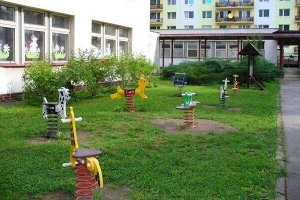 Materská škola na Belanskej štvrti.