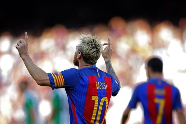 Lionel Messi je autorom najkrajšieho gólu sezóny.
