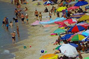Pláže v Albánsku.
