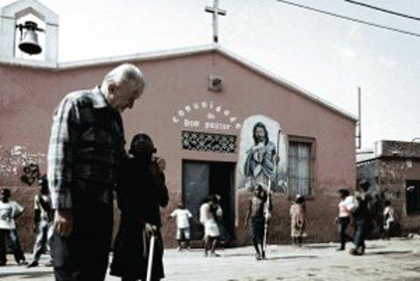 Naši misionári pôsobia aj v afrických krajinách.