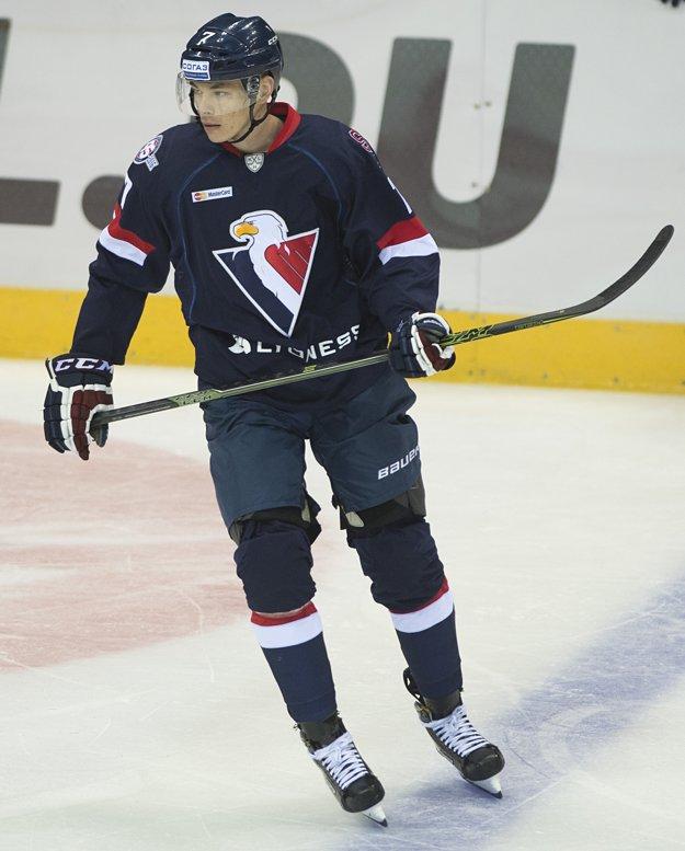 Marek Ďaloga nastúpil premiérovo v drese Slovana.