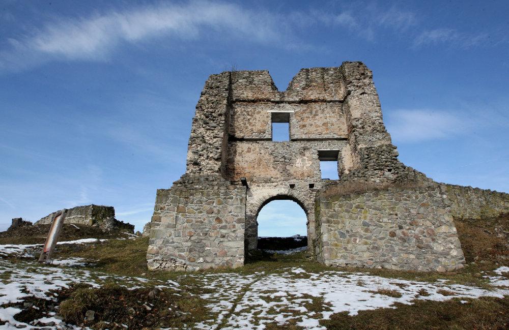 Nasleduje Zvolen – Pustý hrad so 4,7 hektára.
