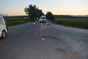 Šofér Tatry nedal prednosť 15-ročnej cyklistke.