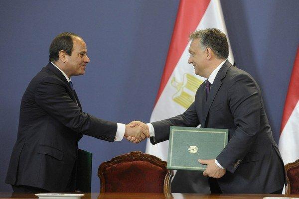 Maďarsko by malo posilniť spoluprácu s Egyptom v oblasti priemyslu a obchodu.