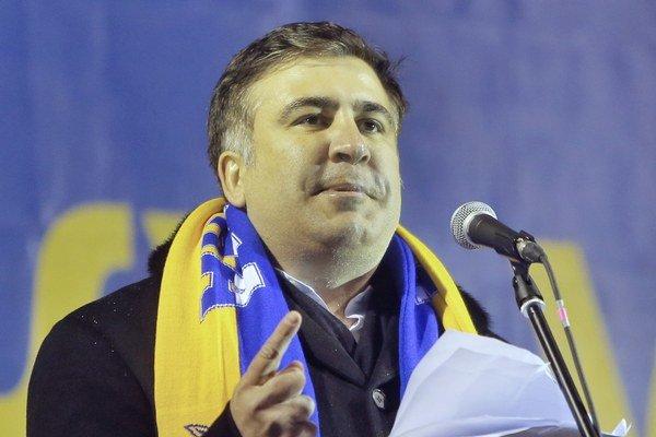 Porošenko vymenoval Saakašviliho za šéfa Odeskej oblasti.