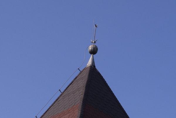 Kostol v Malých Stracinách