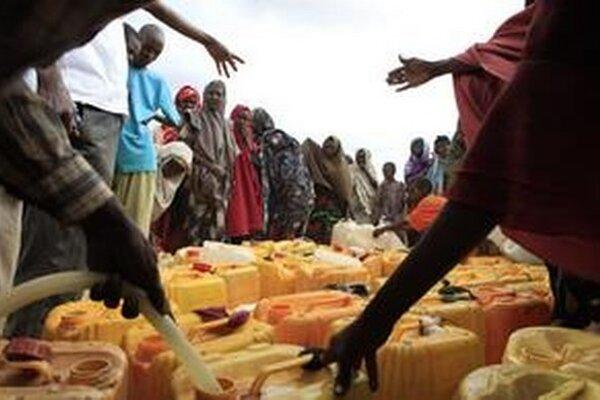 Takmer jeden zo štyroch ľudí v subsaharskej Afrike nemá dostatok potravín na aktívny a zdravý život.