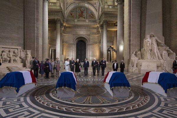 Francúzsky Panthéon.