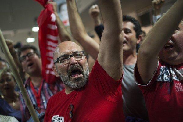 Voľby v Španielsku.