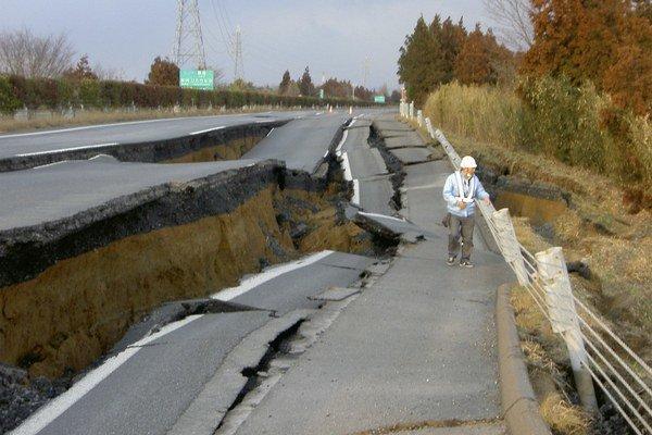 Japonsko parí medzi seizmicky najaktívnejšie oblasti na svete.