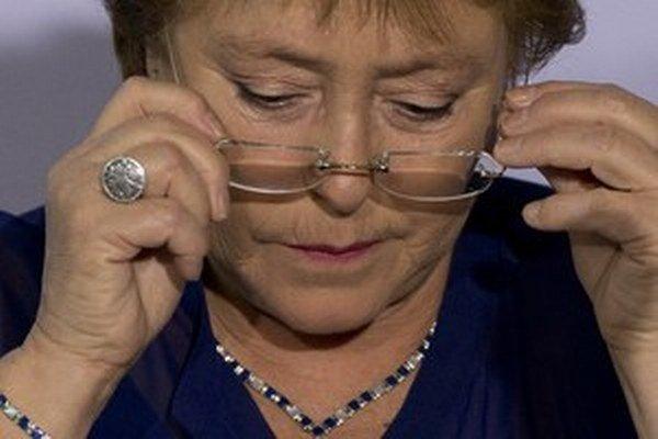 Michelle Bacheletová