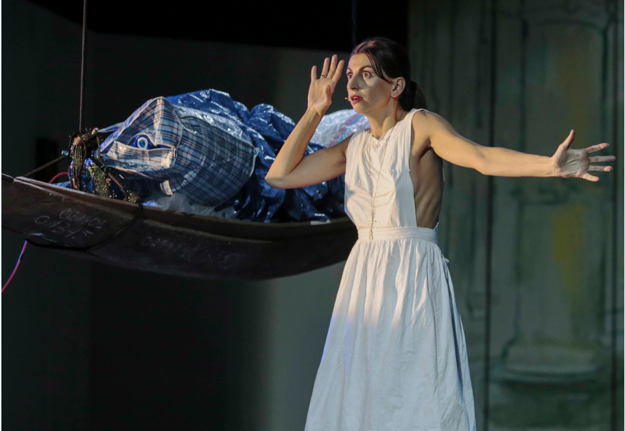 Apokalypsa, Nowy Teatr Varšava, DN 2015