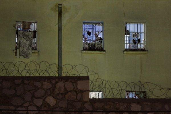 Väznica Korydallos.