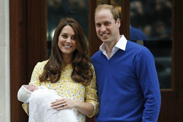 Manželka britského princa Williama vojvodkyňa Kate v sobotu v londýnskej nemocnici porodila dcéru.