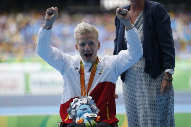 Vervoortová získala v Riu už striebro na 400 m.