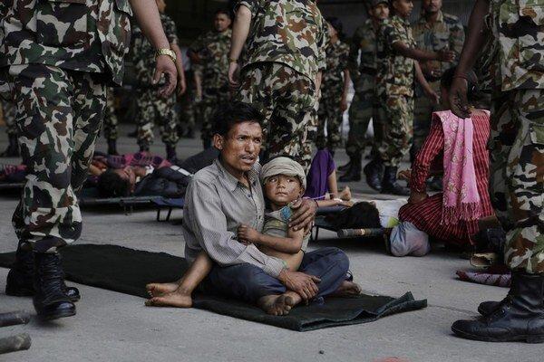 Na prírodný živel dopláca obrovské množstvo nepálskych detí.