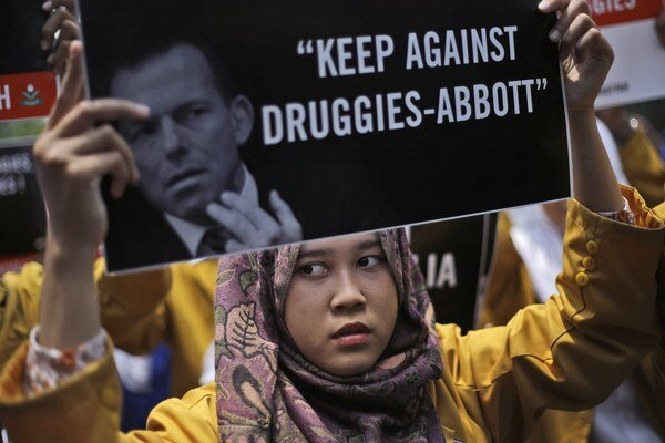 Indonézia má tvrdé tresty za drogové trestné činy. Od začiatku tohto roka vykonala šesť popráv.